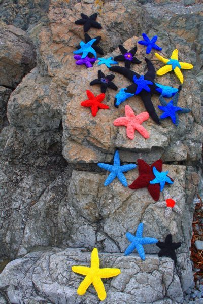An Act of Craftivism: Old Manolis and the Sea
